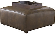 Ashley Cladio Oversized Accent Ottoman