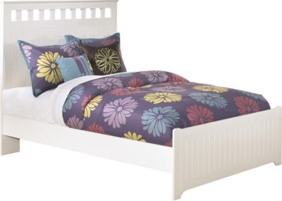 Ashley Lulu Full Panel Bed