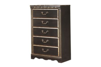 Ashley Coal Creek 5-Drawer Chest