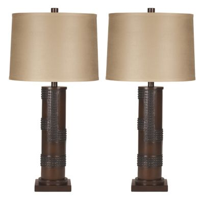 Ashley Oriel Table Lamps (Set of 2)