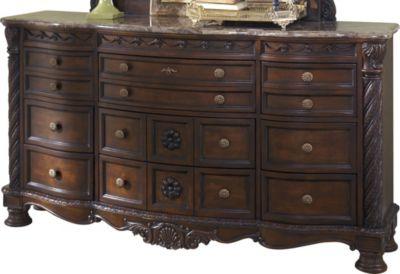 Ashley North Shore Dresser Homemakers Furniture