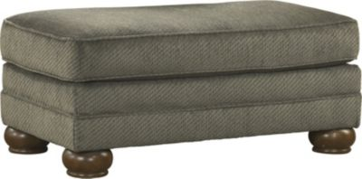 Ashley Parcal Estates Ottoman & 1/2