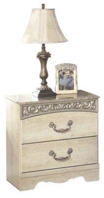 Ashley Catalina 2-Drawer Nightstand