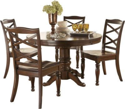 Ashley Porter 5-Piece Dining set | Homemakers Furniture