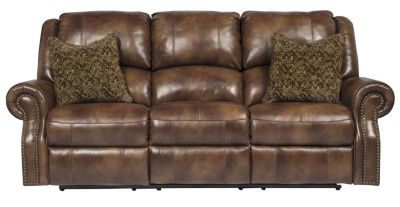 Ashley Walworth Power Reclining Sofa