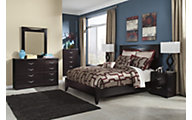 Ashley Zanbury 4-Piece Queen Bedroom Set
