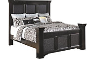 Ashley Cavallino King Bed