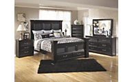 Ashley Cavallino 4-Piece King Storage Bedroom Set