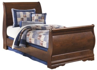 Ashley Wilmington Twin Sleigh Bed