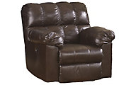 Ashley Kennard Leather Power Rocker Recliner