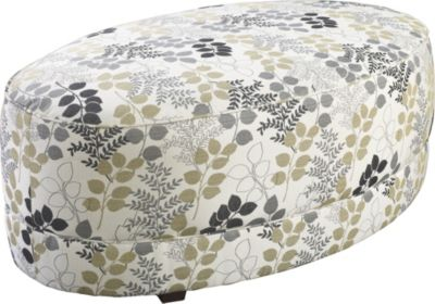 Ashley Makonnen Oversized Accent Ottoman