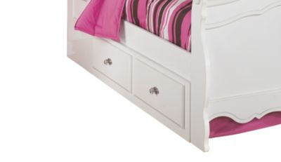 Ashley Exquisite Underbed Storage
