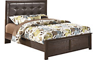 Ashley Aleydis Queen Panel Bed