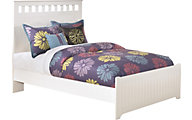 Ashley Lulu Twin Panel Bed