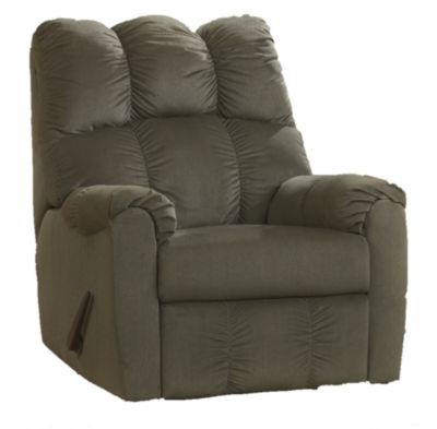 Ashley Raulo Moss Rocker Recliner