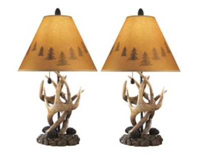 Ashley Derek Table Lamps (Set of 2)