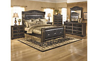 Ashley Coal Creek 4-Piece King Bedroom Set