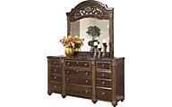Ashley Gabriela Dresser with Mirror