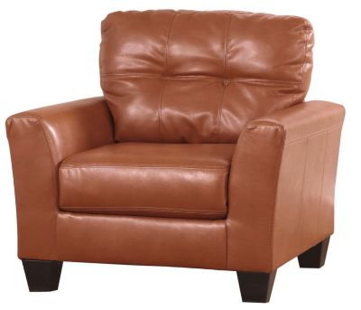 Ashley Paulie Bonded Leather Chair