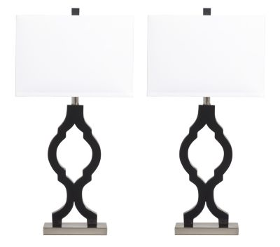 Ashley Rosetta Table Lamps (Set of 2)
