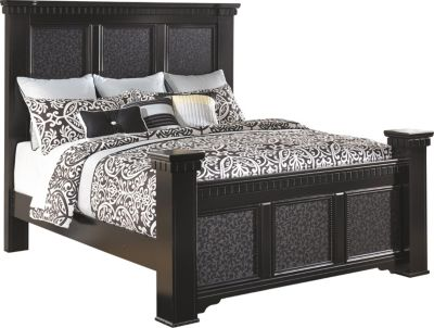 Ashley Cavallino Queen Bed