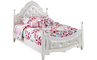 Ashley Exquisite Full Poster Bed