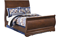 Ashley Wilmington Full Sleigh Bed