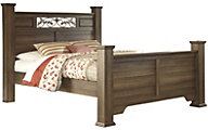 Ashley Allymore Queen Poster Bed