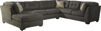 Ashley Delta City 3-Piece Sectional