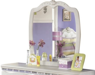 Ashley Zarollina Kids' Mirror