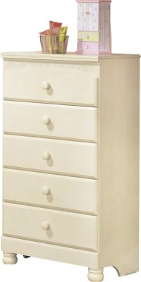 Ashley Cottage Retreat 5-Drawer Chest