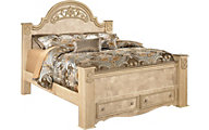 Ashley Saveaha King Storage Bed