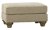 Ashley Cambridge Ottoman