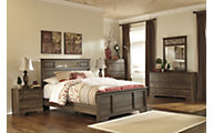 Ashley Allymore 4-Piece Queen Panel Bedroom Set