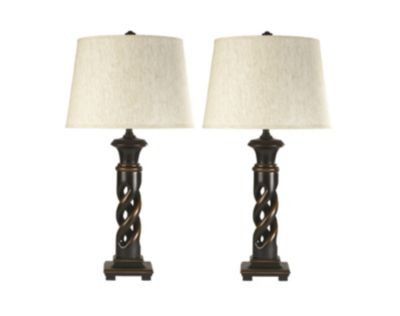 Ashley Fallon Table Lamps (Set of 2)