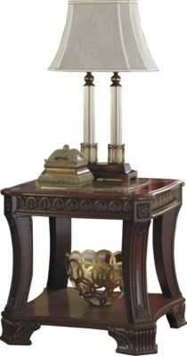 Ashley Ledelle Square End Table