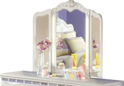 Ashley Zarollina Vanity Mirror