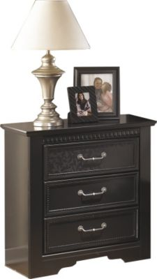 Ashley Cavallino 3-Drawer Nightstand