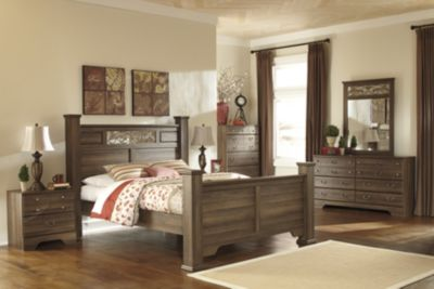 Ashley Allymore 4-Piece King Bedroom Set