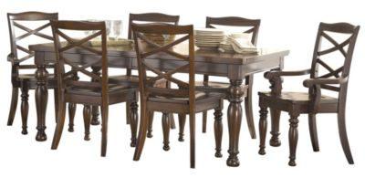 Ashley Porter 7-Piece Dining Set
