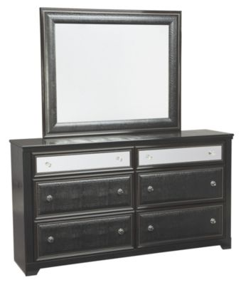 Ashley Alamadyre Dresser with Mirror