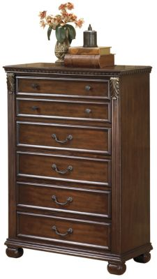 Ashley Leahlyn Chest Homemakers Furniture