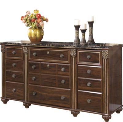 Ashley Gabriela Dresser Homemakers Furniture