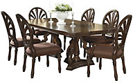 Ashley Ledelle 7-Piece Dining Set