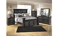 Ashley Cavallino 4-Piece King Bedroom Set