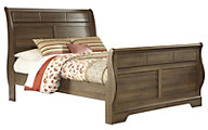 Ashley Allymore Queen Sleigh Bed