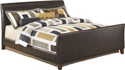 Ashley Stanwick King Upholstered Bed