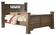 Ashley Allymore King Poster Bed