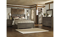 Ashley Juararo 4-Piece Queen Panel Bedroom Set