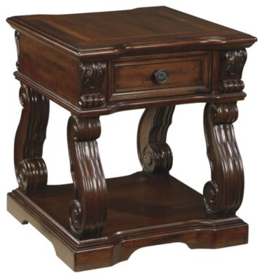 Ashley Alymere Square End Table